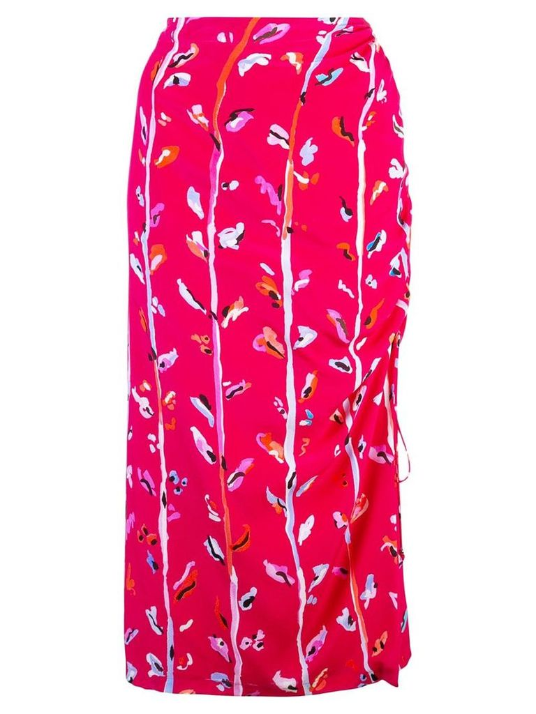 Altuzarra 'Fausto' Skirt - Pink