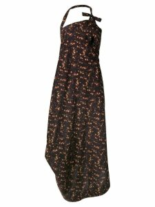 Vivienne Westwood Anglomania off the shoulder dress - Brown