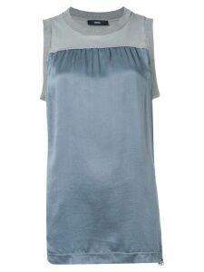 Diesel sleeveless top - Grey