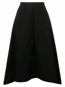 Loewe apron skirt - Black