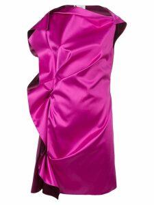 Lanvin gathered dress - Pink