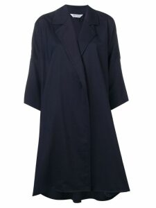 Max Mara duster coat - Blue