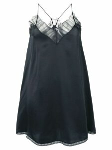 Iro lace detail dress - Black