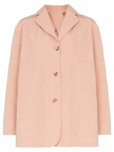 Plan C three pocket blazer jacket - PINK