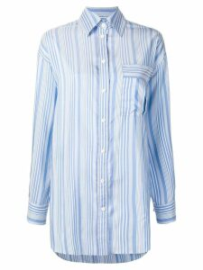 Nina Ricci striped shirt - Blue