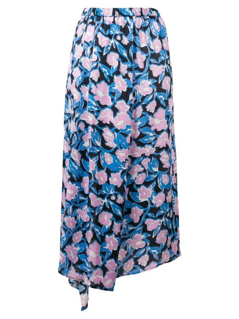 Christian Wijnants Sonam skirt - Pink