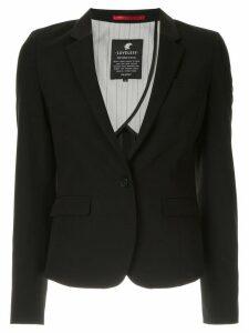 Loveless classic fitted blazer - Black