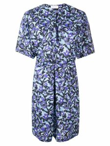 Christian Wijnants Diri dress - Blue