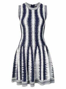 Paule Ka printed dress - Blue