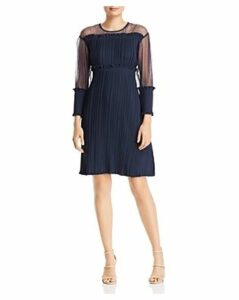 O.p.t Capla Pleated Dress