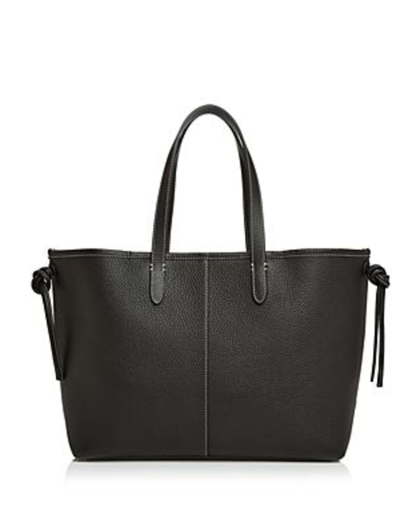 Vasic Sign Leather Tote