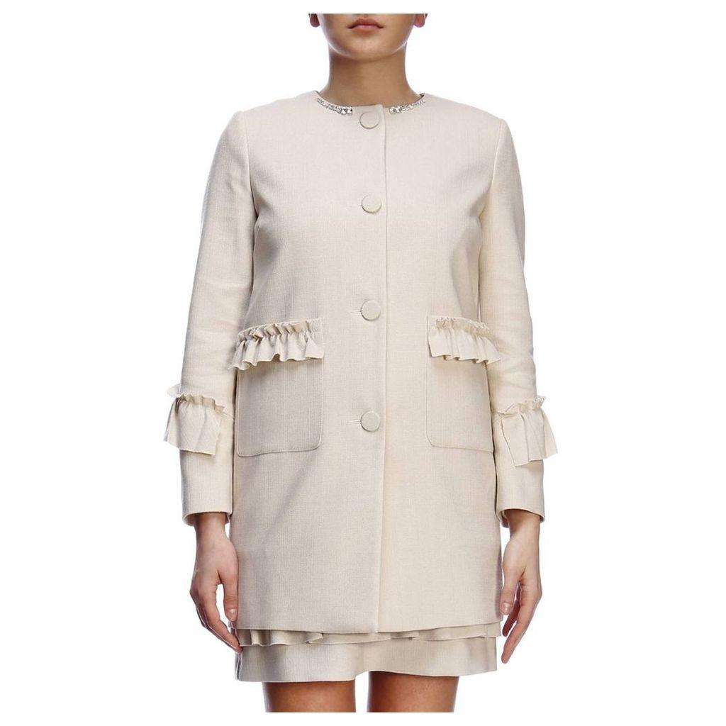 Blugirl Coat Coat Women Blugirl