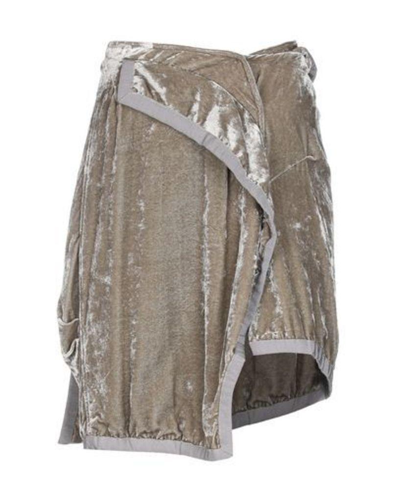 JOHN GALLIANO SKIRTS Knee length skirts Women on YOOX.COM