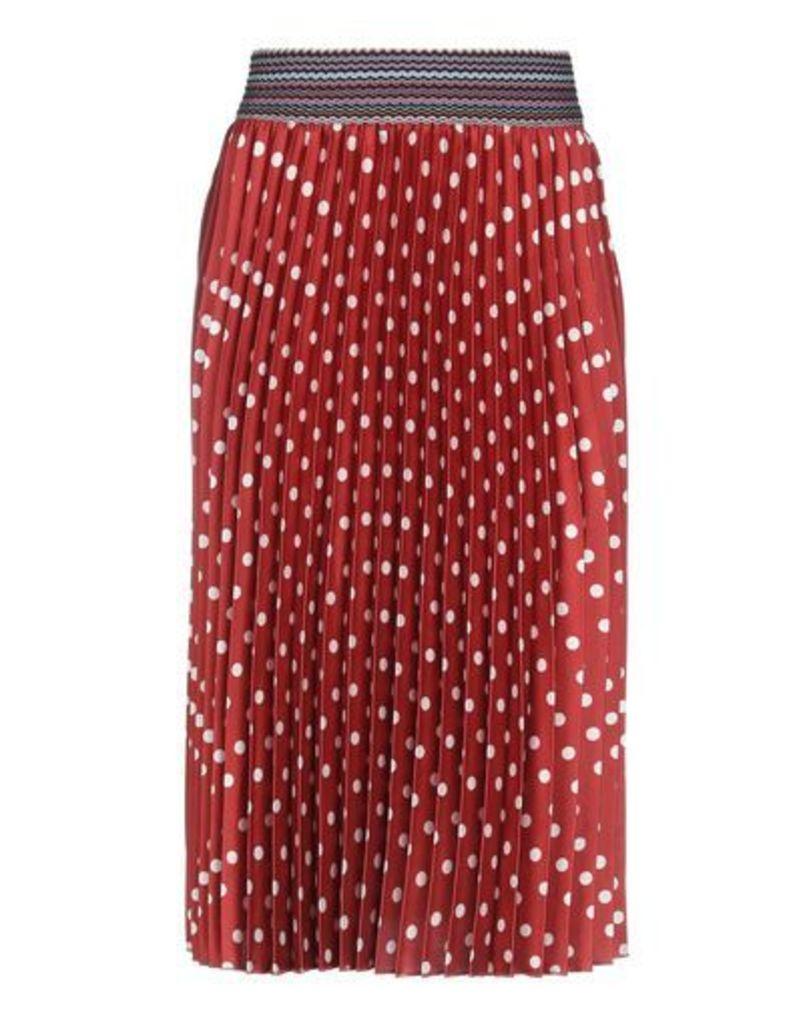 JE SUIS CHAPEAU SKIRTS 3/4 length skirts Women on YOOX.COM