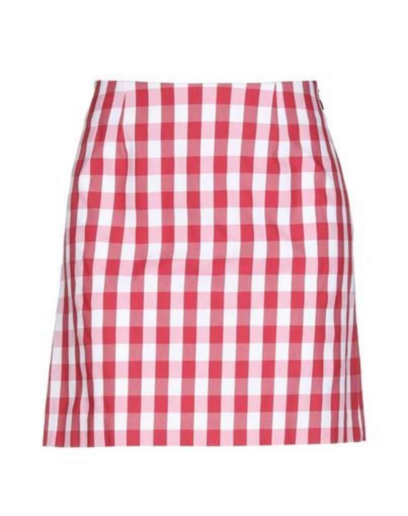 ANNIE P. SKIRTS Knee length skirts Women on YOOX.COM