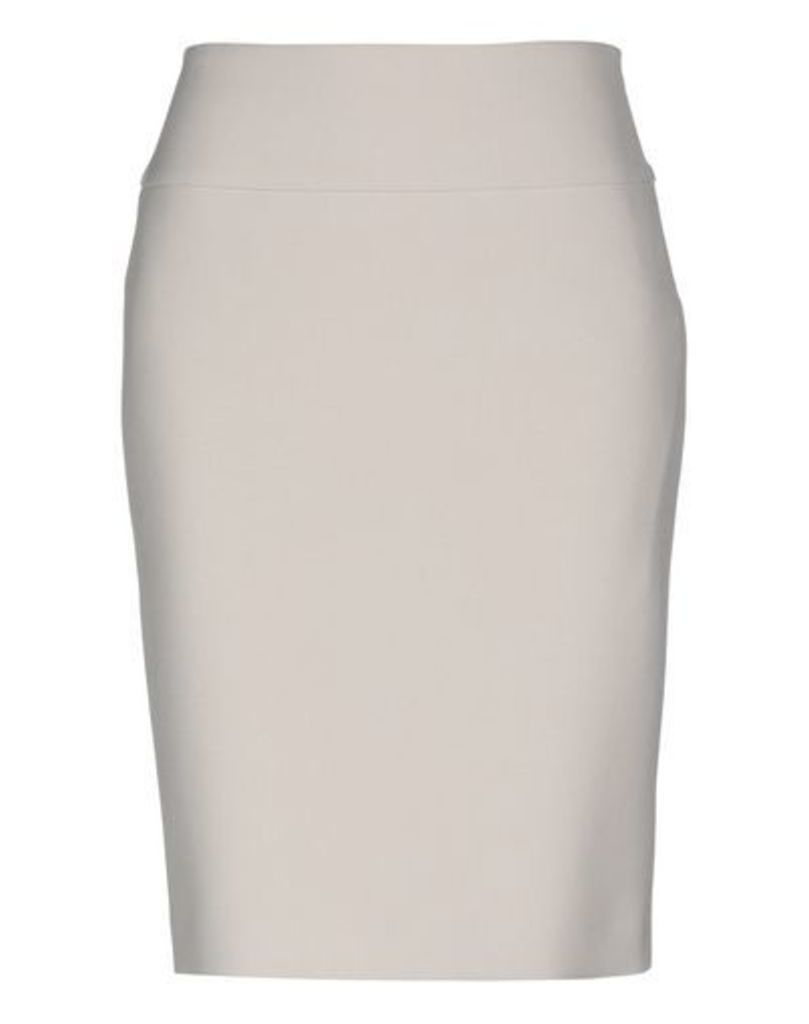 PESERICO SIGN SKIRTS Knee length skirts Women on YOOX.COM