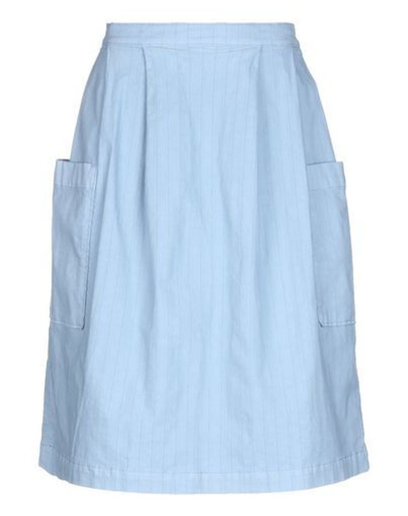 TRUE NYC. SKIRTS Knee length skirts Women on YOOX.COM