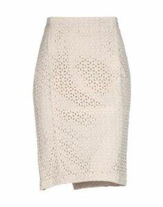 QL2  QUELLEDUE SKIRTS 3/4 length skirts Women on YOOX.COM