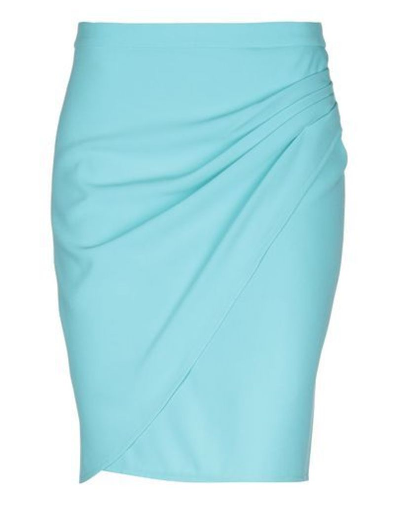 MOSCHINO CHEAP AND CHIC SKIRTS Knee length skirts Women on YOOX.COM