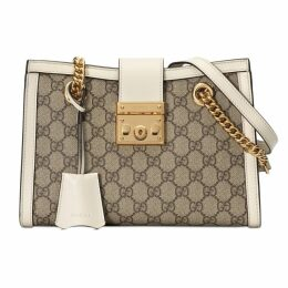 Padlock GG small shoulder bag