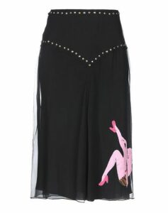 MOSCHINO SKIRTS 3/4 length skirts Women on YOOX.COM