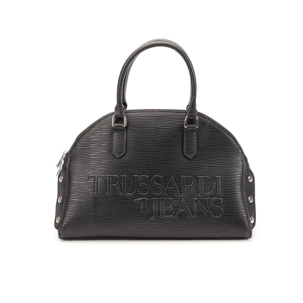Trussardi Trussardi Melissa Saffiano Faux Leather Bag