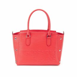 Trussardi Melly Saffiano Ecoleather Tote Bag