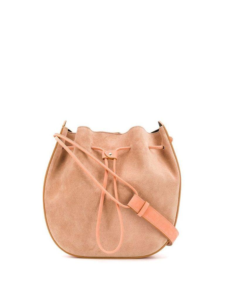 Rebecca Minkoff drawstring shoulder bag - Pink