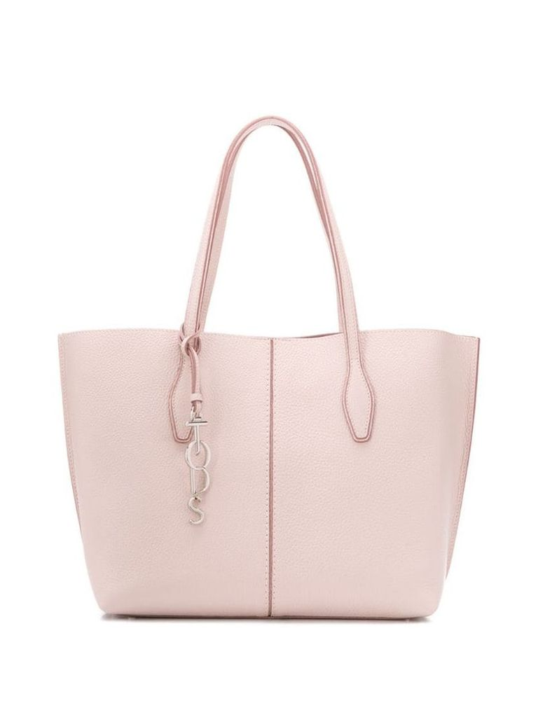 Tod's classic tote bag - Pink