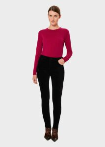 Emma Dress Black Ivory 16