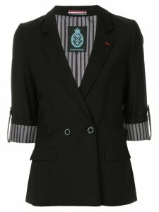 Guild Prime slim-fit tailored blazer - Black