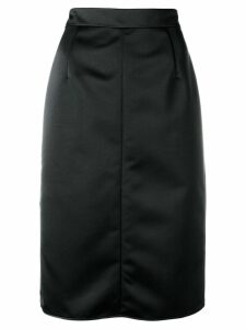 Nº21 classic pencil skirt - Black
