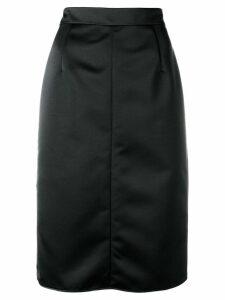 Nº21 classic pencil skirt - Black