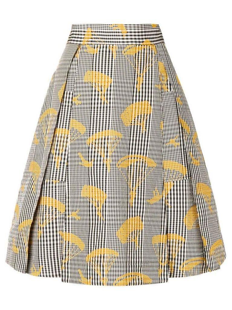 Henrik Vibskov Dictionary skirt - Grey