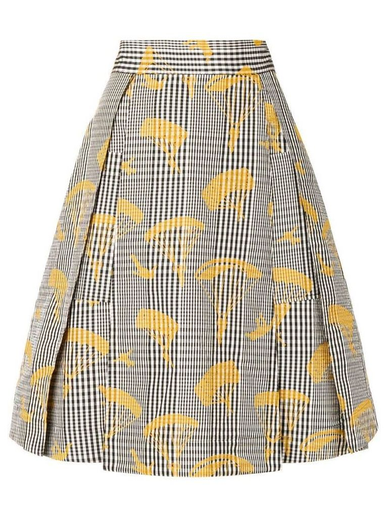 Henrik Vibskov Dictionary skirt - Grey