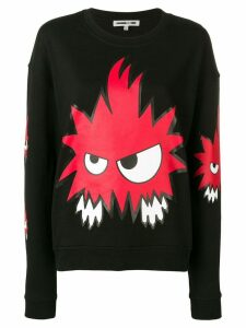 McQ Alexander McQueen Monster sweatshirt - Black