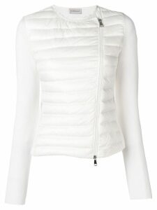 Moncler padded jacket - Neutrals