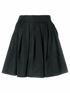 Valentino pleated skirt - Black