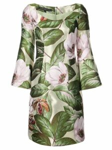 Rubin Singer floral metallic dress - Multicolour