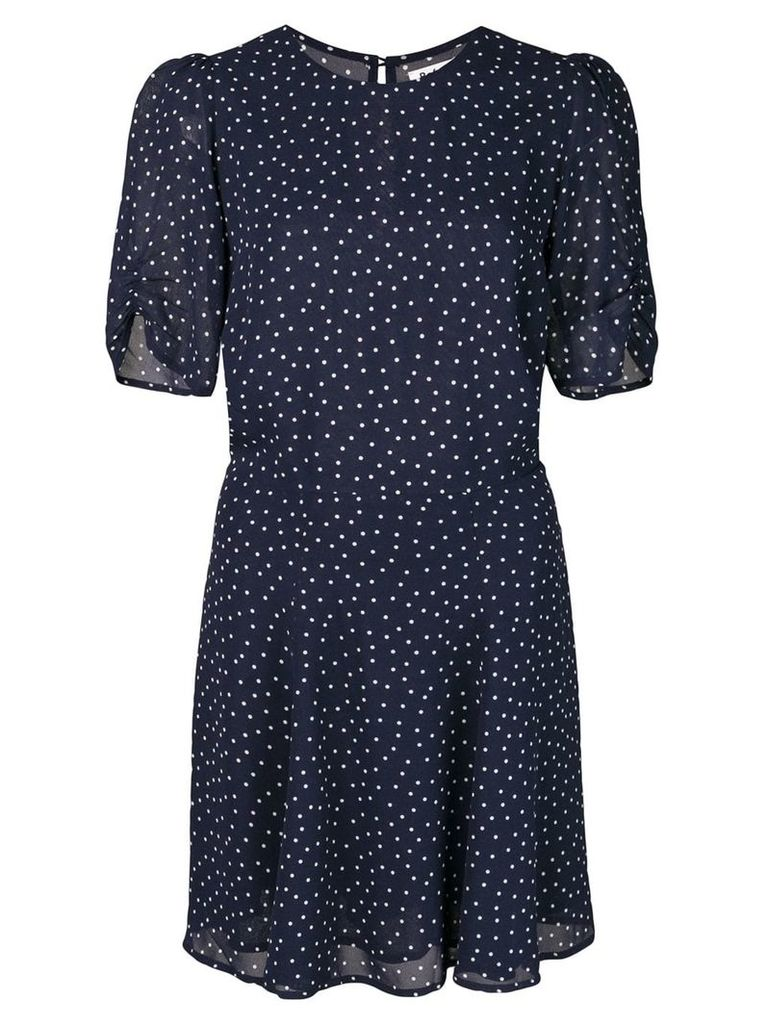 Reformation Gracie dress - Blue