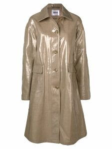 STAND STUDIO single breasted coat - Neutrals