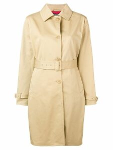 Ermanno Scervino trench coat - Neutrals