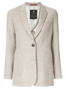 Loveless single breasted blazer - Grey