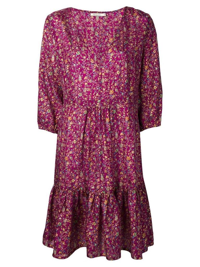 Mes Demoiselles Craquante dress - Purple