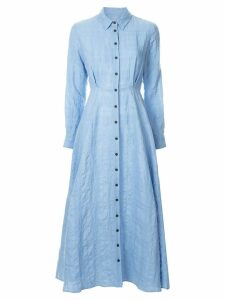 Mara Hoffman Michelle dress - Blue