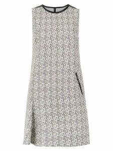 Tufi Duek short printed dress - Multicolour