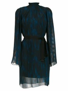 Tufi Duek pleated dress - Black