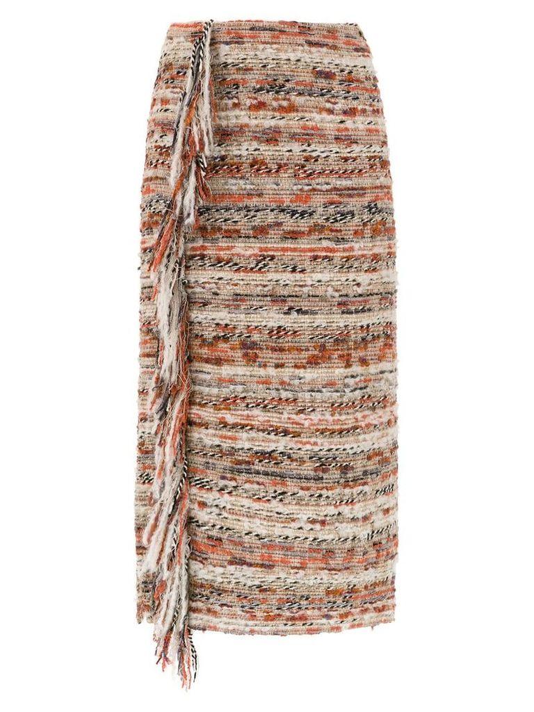 Nk midi tweed skirt - Multicolour