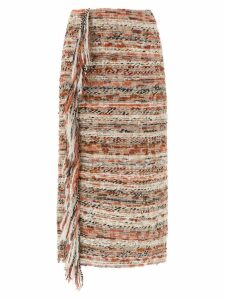 Nk midi tweed skirt - Multicolour