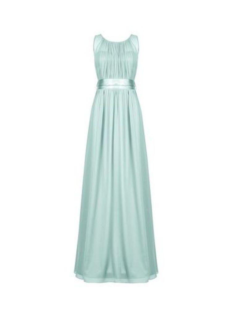 Womens **Showcase Tall Mint 'Natalie' Maxi Dress- Green, Green